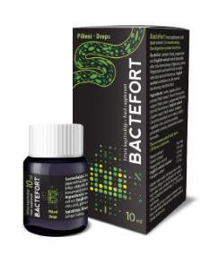 este bun bactefort tratament paraziti intestinali